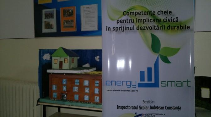 "Proiect judetean ""Energy Smart"""